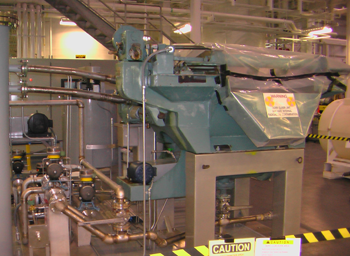 LLNL Hazardous Waster Filtration Unit