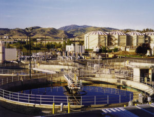 air and hazardous waste permitting at Lawrence Livermore National Laboratory
